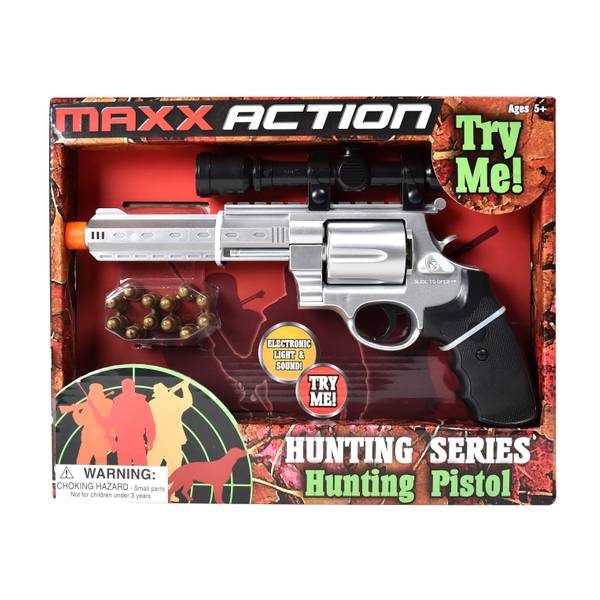 Maxx Action Toy Hunting Pistol