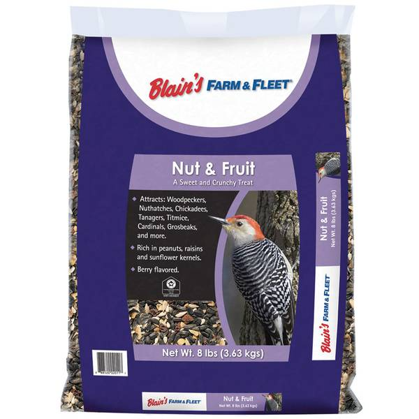 Nut & Fruit Bird Seed