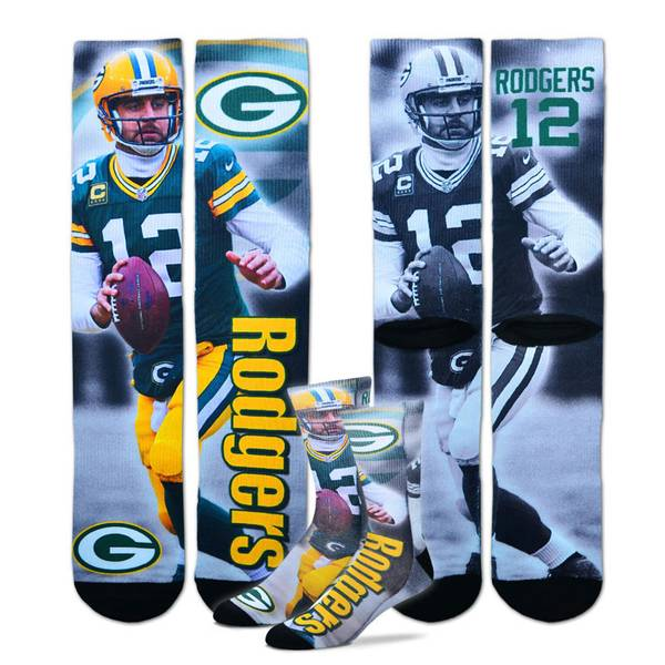 Youth Aaron Rodgers Socks