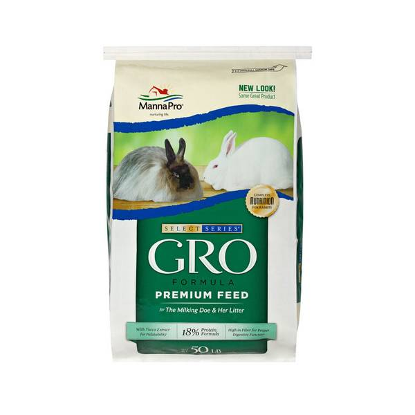 Select Series Rabbit Gro Formula