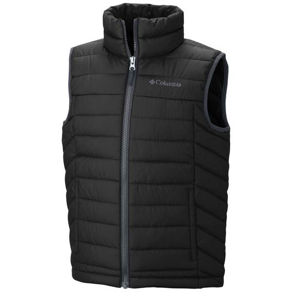 Boy's Black Powder Lite Vest