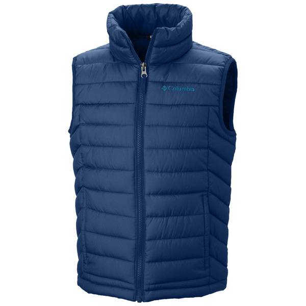 Boy's Marine Blue Powder Lite Vest