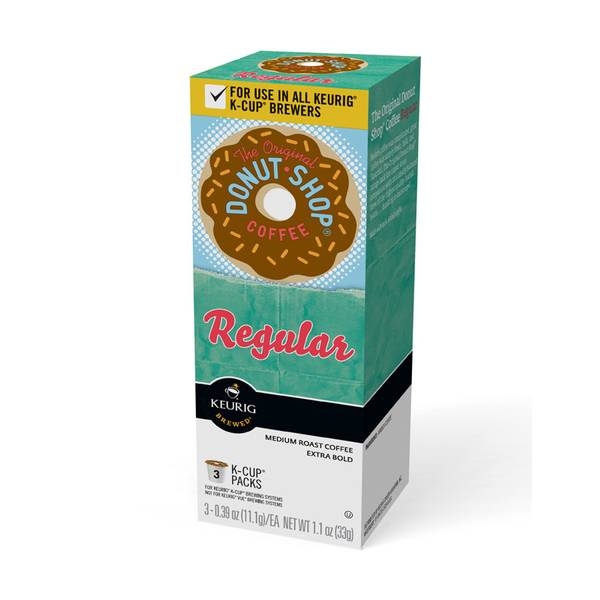 Regular Blend K-Cups