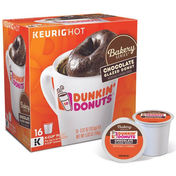 Chocolate Donut Coffee K - Cups