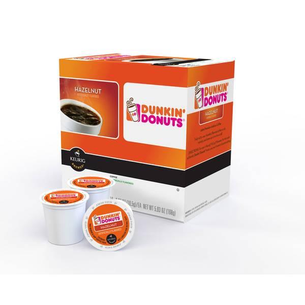 Hazelnut Coffee K - Cups