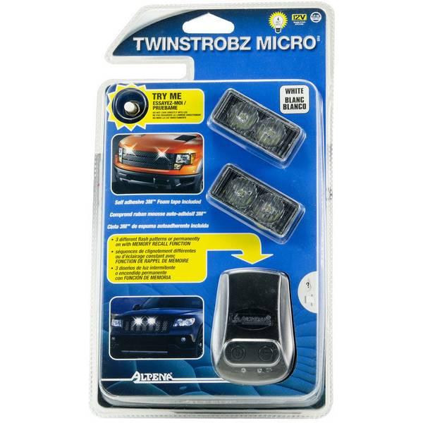 TwinStrobz Micro Light