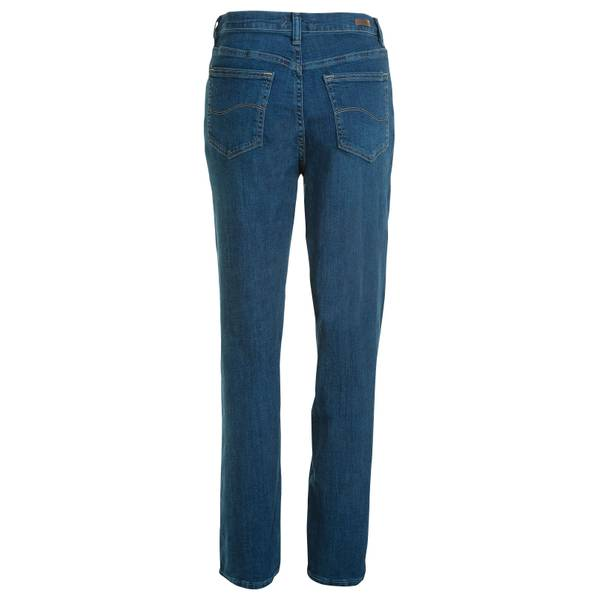 Women's Relaxed Fit Straight Jeans