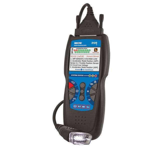 Diagnostic Scan Tool & Code Reader