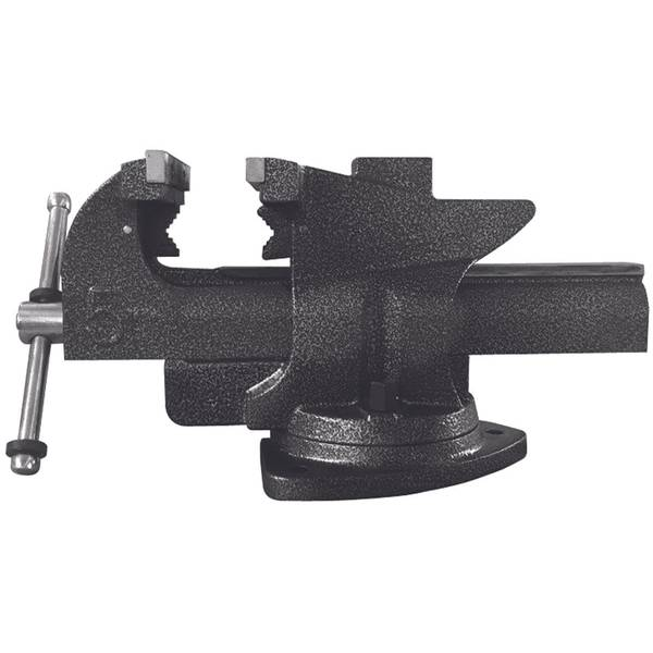 Quick-Release Bench Vise