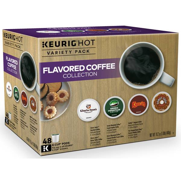Flavored Coffee K-Cup Variety Pack