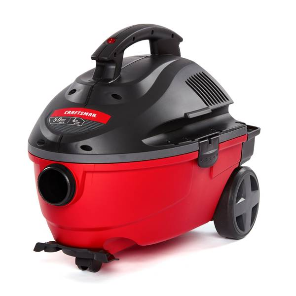 Craftsman Portable Wet Dry Vacuum Cleaner