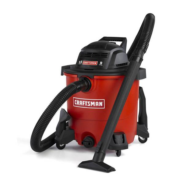 Craftsman Wet Dry Vac Parts >> Craftsman Wet/Dry Vacuum Cleaner