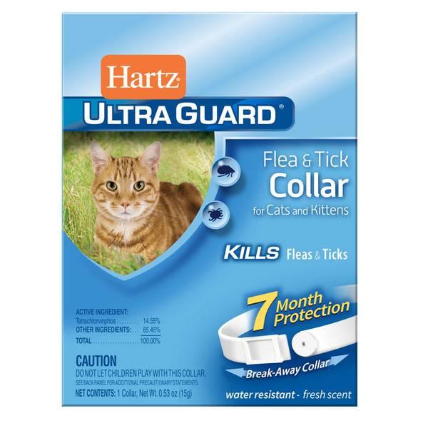 UltraGuard Flea & Tick Collar for Cats & Kittens