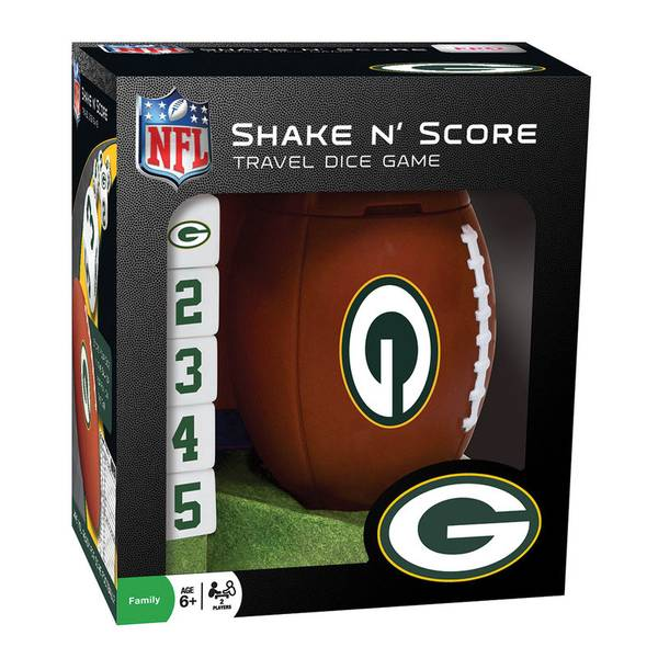 Green Bay Packers Shake 'n Score Game