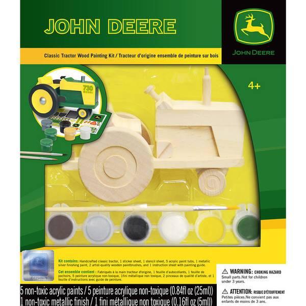 John Deere Classic Tractor Paint Kit