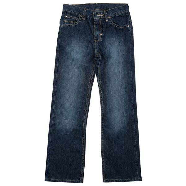Boys' Fresh Indigo Classic Boot Fit Jeans