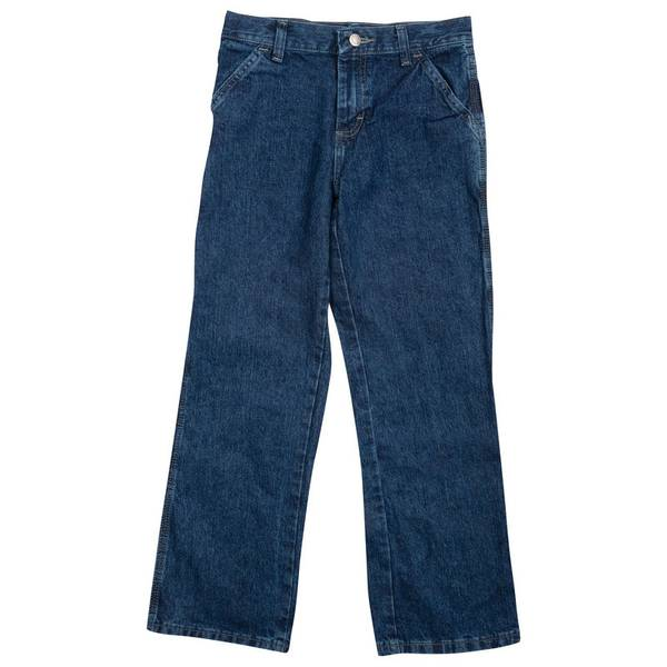 Boys' Dark Vintage Carpenter Jeans