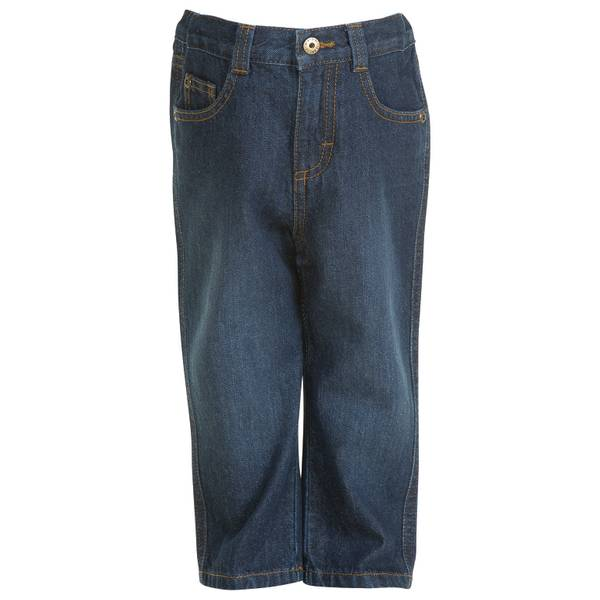 Toddler Boys' Eric Relaxed Straight Leg Jeans