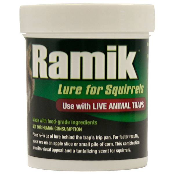 4oz Live Animal Trap Lure for Squirrels