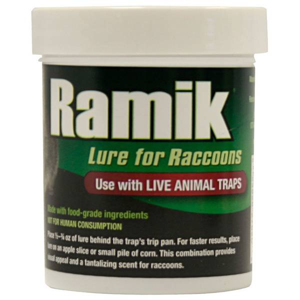 4oz Live Animal Trap Lure for Raccoons