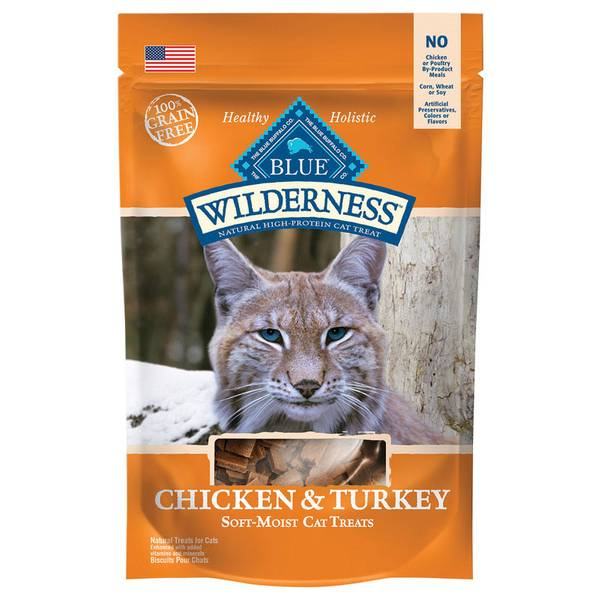 Chicken & Turkey Cat Treats