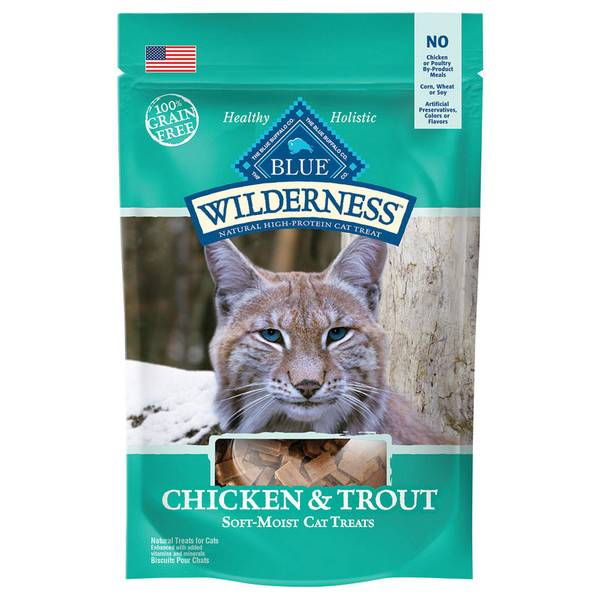 Chicken & Trout Cat Treats