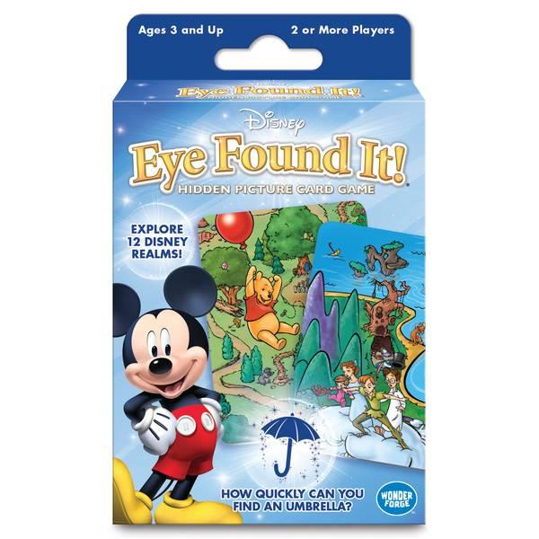 Eye Found It Card Game