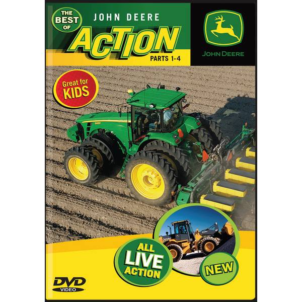 The Best of Action DVD