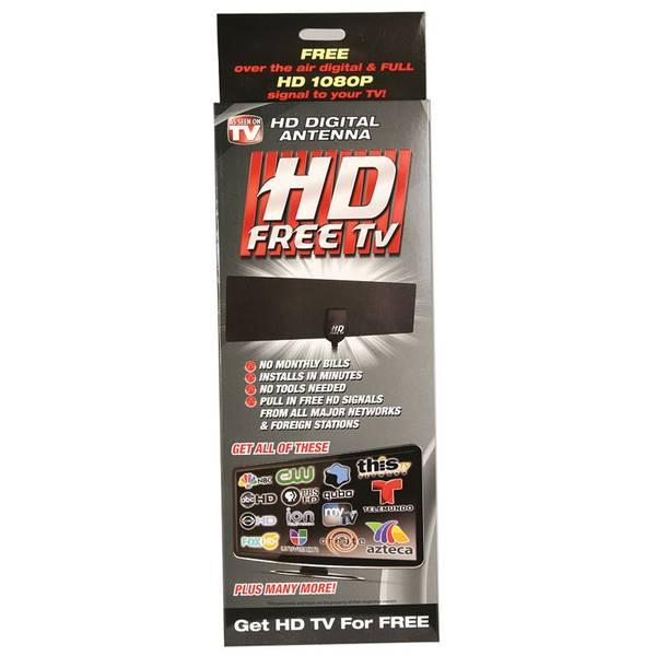 HD Free TV Antenna