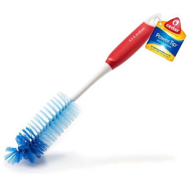 Power Tip Bottle Brush
