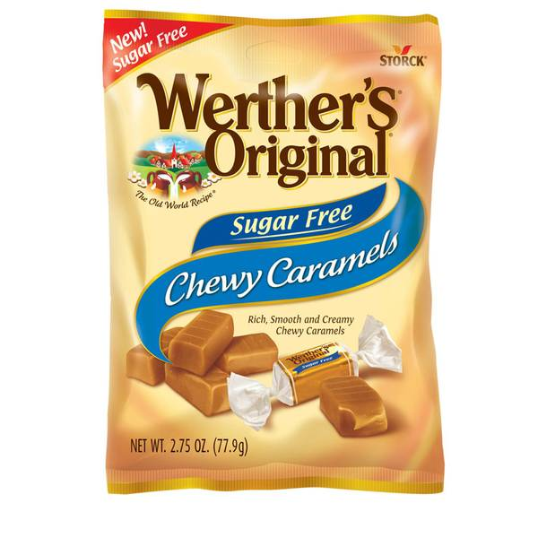 Sugar Free Chewy Caramels