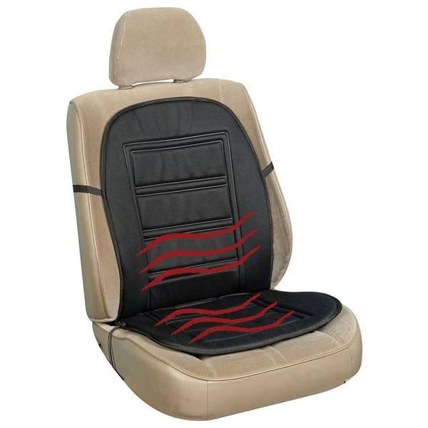 Heated Back and Seat Cushion