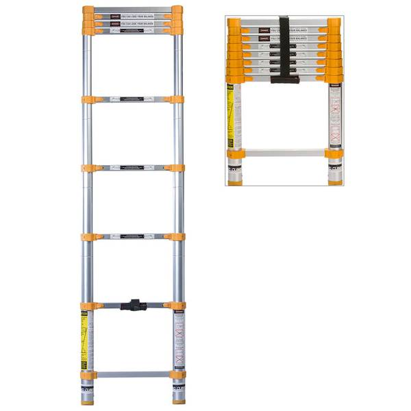 Aluminum Telescoping Ladder