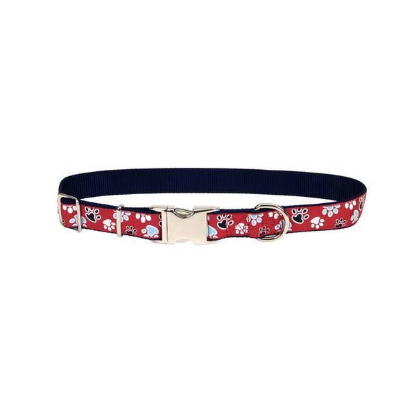 "5/8""x12-18"" Adjustable Ribbon Collar"