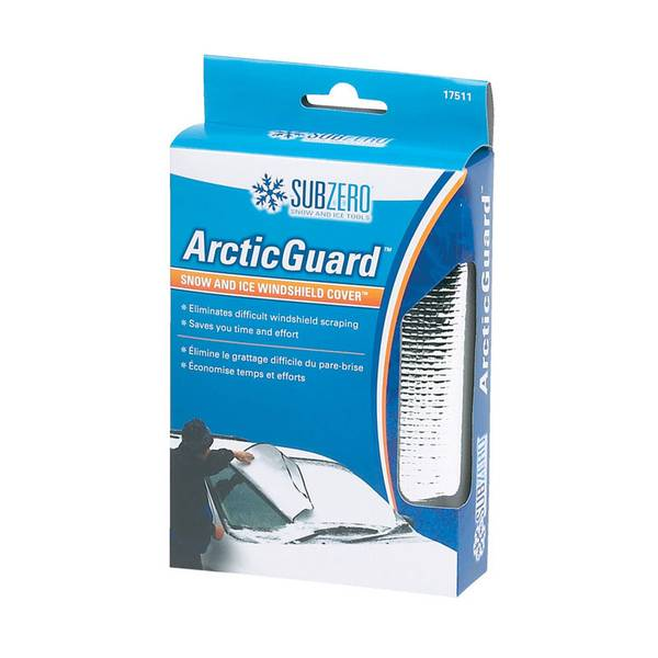 ArcticGuard Snow & Ice Windshield Cover