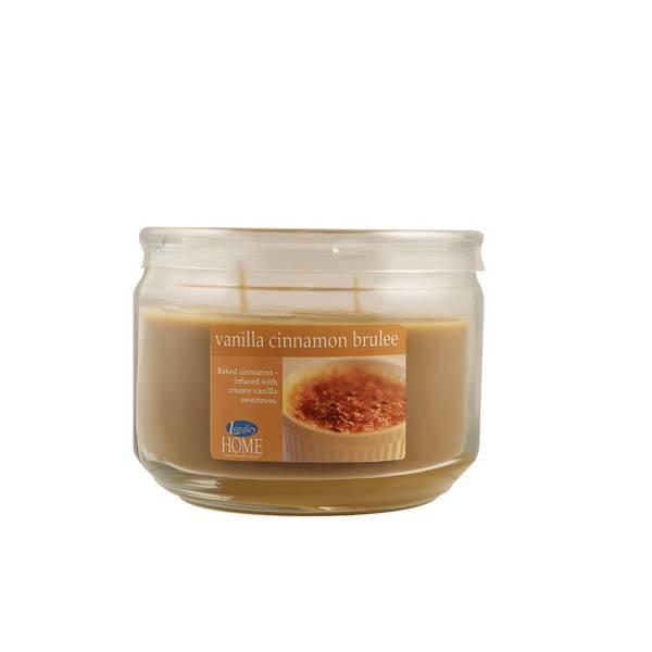 Vanilla Cinnamon Brulee Candle