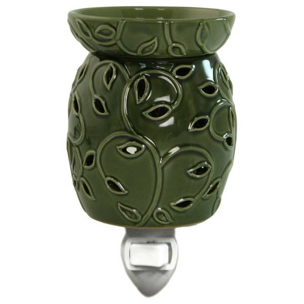 Green Vine Outlet Wax Warmer