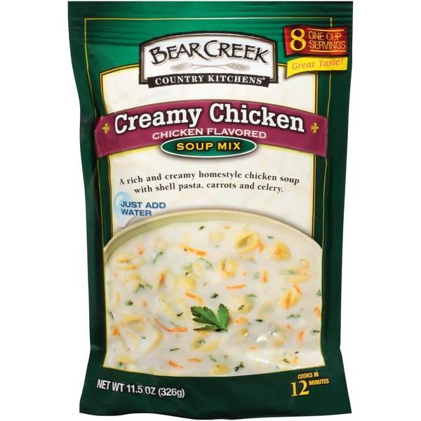Creamy Chicken Soup Mix