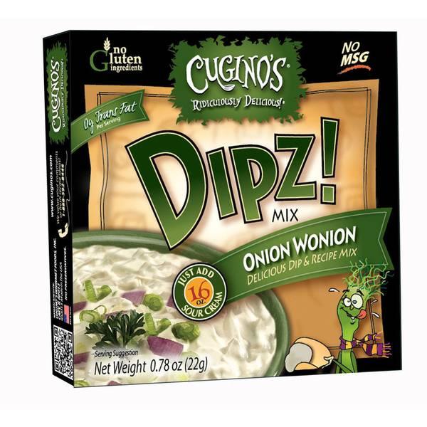 Onion Wonion Dipz Mix