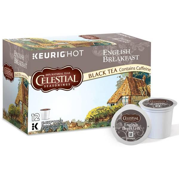 English Breakfast Black Tea K-Cups