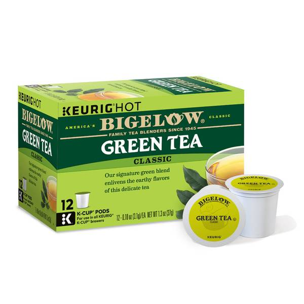 Classic Green Tea K-Cups
