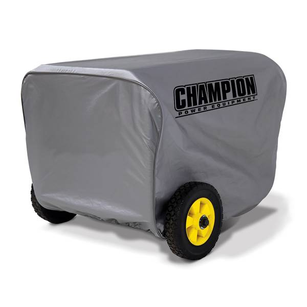 Storage Covers For Tractors : Champion power equipment medium weather resistant