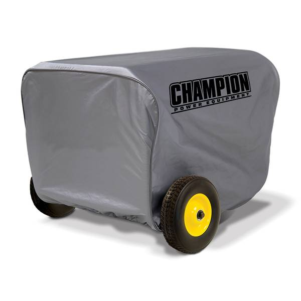 Large Weather-Resistant Protective Generator Storage Cover