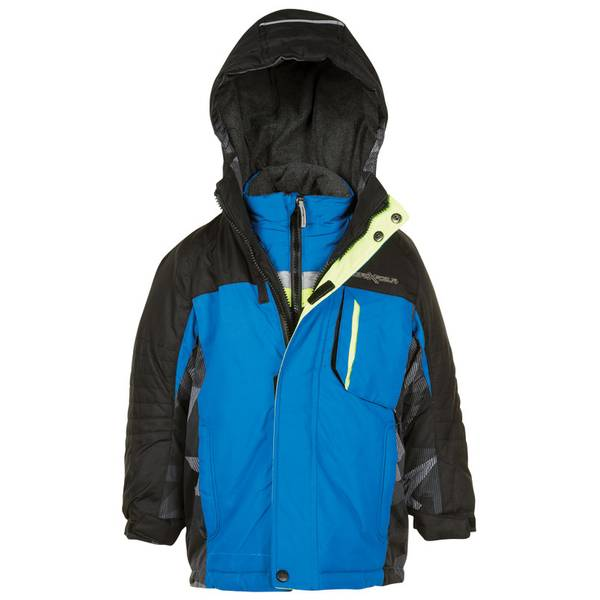 Boy's Skydiver Icepeak 3-in-1 Systems Jacket