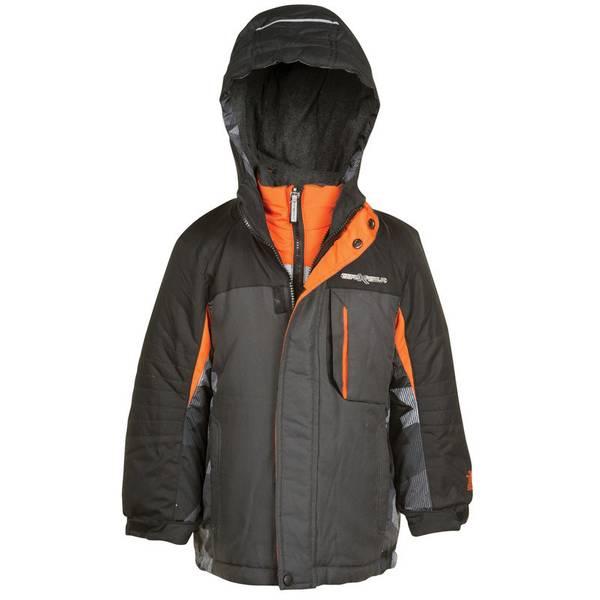 Boy's Slate Icepeak 3-in-1 Systems Jacket
