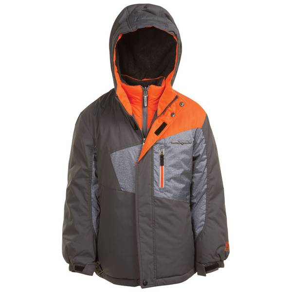 Boy's Slate Freestyle 3-in-1 Systems Jacket