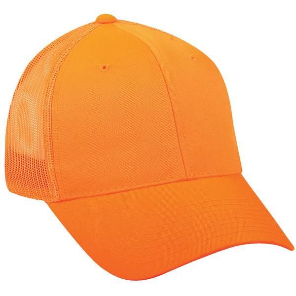 Outdoor Cap Men's Meshback Structured Cap