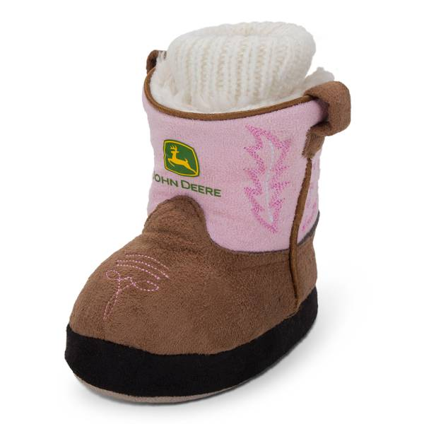Baby Girls' Boot Slippers
