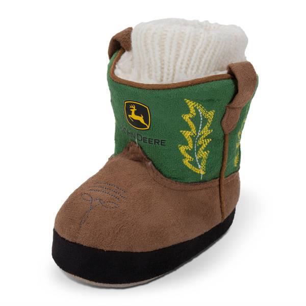 dc00daf55f0 Baby Boys' Boot Slippers