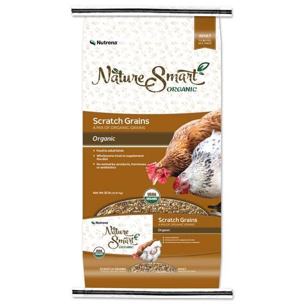 Nature Smart Organic Scratch